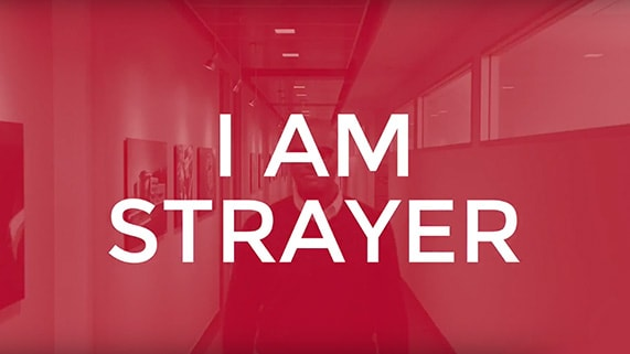 We Are Strayer
